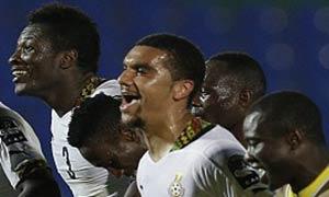 South Africa 1-2 Ghana