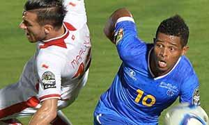 Tunisia 1-1 Cape Verde