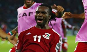 Tunisia 1-2 Equatorial Guinea