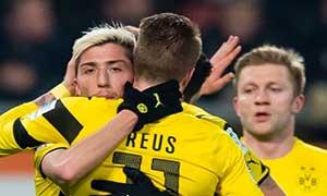Utrecht 0-1 Borussia Dortmund