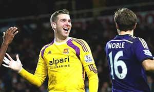 West Ham United 2-2 (Pen 9-8) Everton