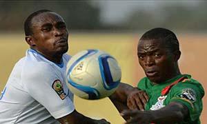 Zambia 1-1 DR Congo