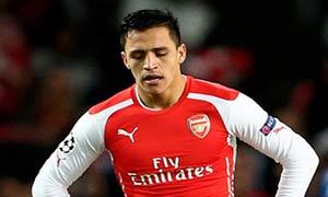 Arsenal 1-3 AS Monaco