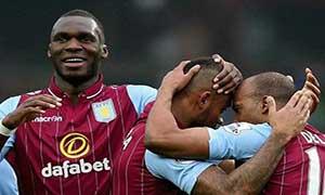 Aston Villa 2-1 Leicester City
