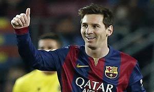 Barcelona 3-1 Villarreal