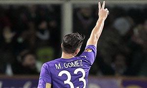Fiorentina 2-0 Tottenham Hotspur
