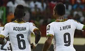 Ghana 3-0 Equatorial Guinea