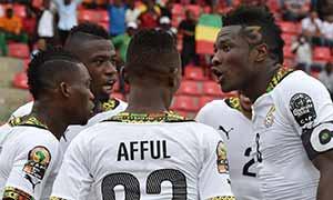 Ghana 3-0 Guinea