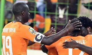 Ivory Coast 3-1 Algeria