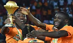 Ivory Coast 0-0 (Pen 9-8) Ghana