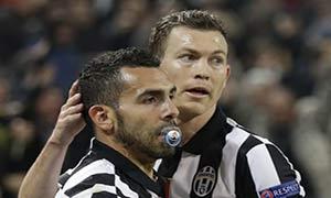 Juventus 2-1 Borussia Dortmund