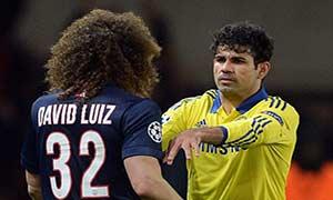 Paris Saint-Germain 1-1 Chelsea