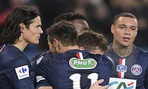 Paris Saint-Germain 2-0 Nantes