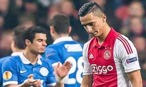 Ajax 2-1 Dnipro