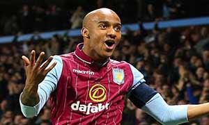 Aston Villa 2-0 West Bromwich Albion