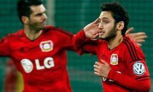Bayer Leverkusen 2-0 Kaiserslautern