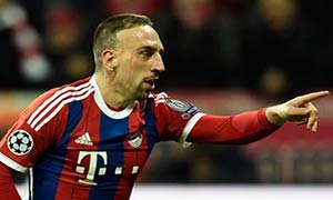 Bayern Munich 7-0 Shakhtar Donetsk