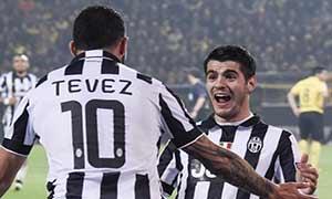Borussia Dortmund 0-3 Juventus