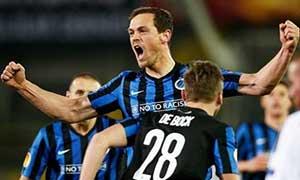 Club Brugge 2-1 Besiktas