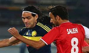 Colombia 3-1 Kuwait