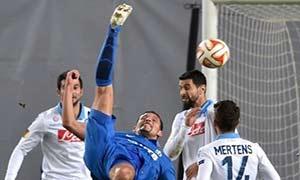Dinamo Moscow 0-0 Napoli