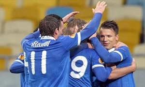 Dnipro 1-0 Ajax
