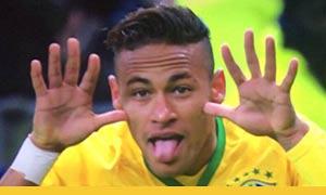 France 1-3 Brazil