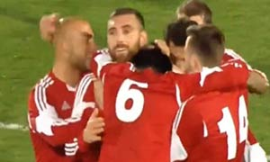 Georgia 2-0 Malta