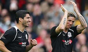 Gerrard XI 2-2 Carragher XI