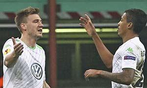 Inter 1-2 Wolfsburg