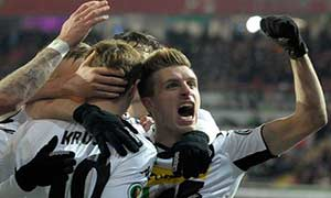 Kickers Offenbach 0-2 Borussia Moenchengladbach