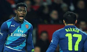 Manchester United 1-2 Arsenal