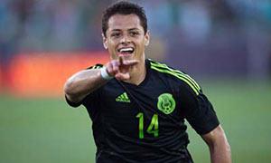 Mexico 1-0 Ecuador