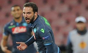 Napoli 3-1 Dinamo Moscow