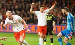 Netherlands 2-0 Spain
