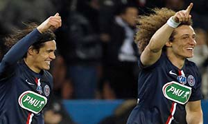 Paris Saint-Germain 2-0 AS Monaco