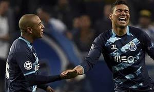 Porto 4-0 Basel