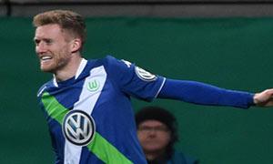RasenBallsport Leipzig 0-2 Wolfsburg