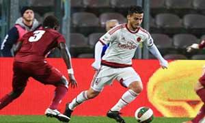 Reggiana 0-3 AC Milan