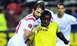 Sevilla 2-1 Villarreal