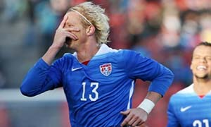 Switzerland 1-1 United States