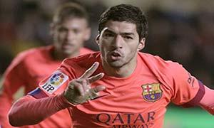 Villarreal 1-3 Barcelona