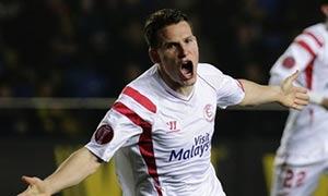 Villarreal 1-3 Sevilla