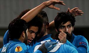 Zenit 2-0 Torino