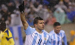 Argentina 2-1 Ecuador