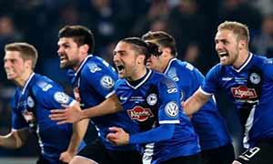 Arminia Bielefeld 1-1 (Pen 5-4) Borussia Monchengladbach