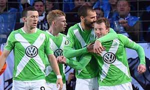 Arminia Bielefeld 0-4 Wolfsburg