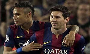 Barcelona 2-0 Paris Saint-Germain