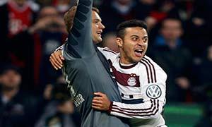 Bayer Leverkusen 0-0 (Pen 3-5) Bayern Munich