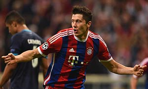 Bayern Munich 6-1 Porto